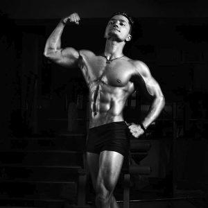 Lipólisis masculina de alta definición